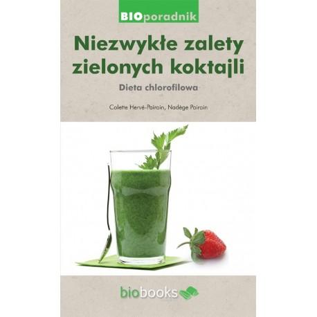 Niezykłe zalety zielonych koktajli